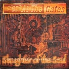 At The Gates - Slaughter Of The Souls