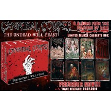 Cannibal Corpse - The Undead Will Feast (Tape)