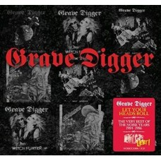 Grave Digger - Let Your Heads Roll Very Best Of The Noise Years