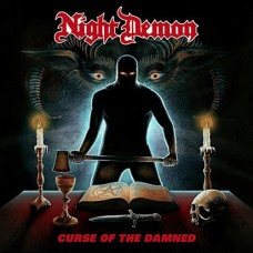 Night Demon - Cursed Of The Damned